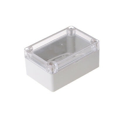 100x68x50mm Waterproof Cover Clear Electronic Project Box Enclosure Case Pip 3