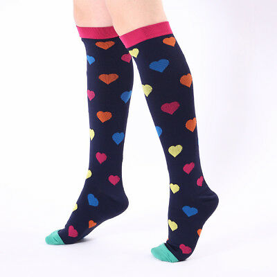 Compression Socks For Women Men 21-59CM Medical Nursing Travel Flight Crossfit 11