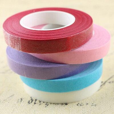 30yards Florist Green Floral Stem Tape Corsage Buttonhole Artificial Stamen Wrap 4