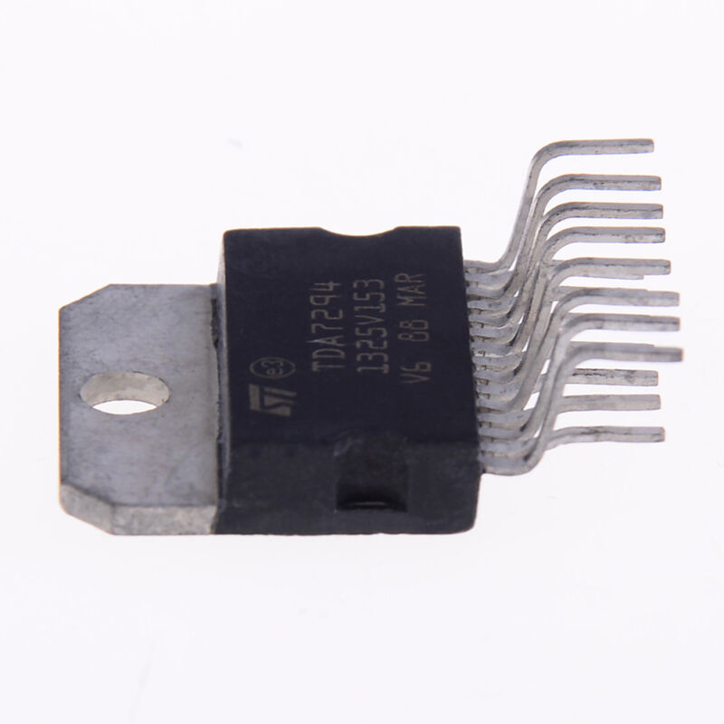 1Pcs audio amplifier IC ST ZIP-15 TDA7294 TDA7294V  GF
