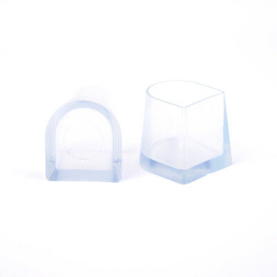 1-5 Pairs Clear Wedding High Heel Shoe Protector Stiletto Cover Stoppers_WK 5
