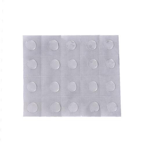 40Punkte Kleber spezielleDot doppelseitige Klebstoff Ballon ufkleber Luftball HH