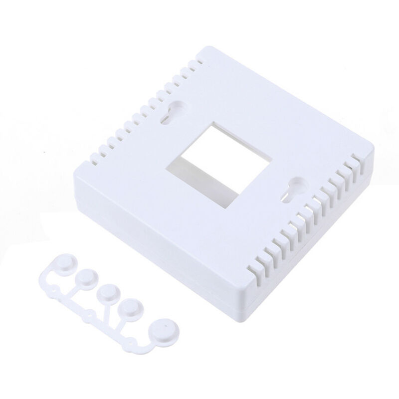 86 Plastic project box enclosure case for diy LCD1602 meter tester with but Sl 5