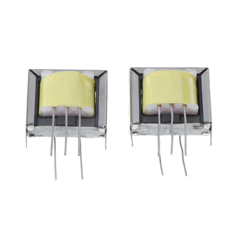 2Pcs audio output transformer 1:1 EI-19 EI19 800:800 high quality SH 3