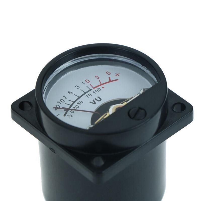 6-12V panel VU meter bulb warm back light recording audio level amp meter SPFR 7