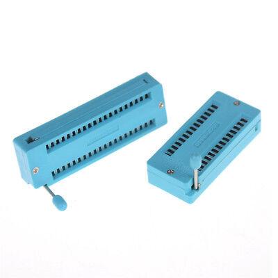 14/16/18/20/24/28/32/40 pin IC Test Universal ZIF Socket H&J 5