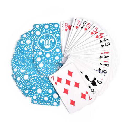 1 Deck Magic Trick Spielkarten Svengali Stripper Marked Taper Poker tU