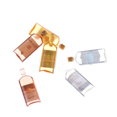 1:12 Dollhouse Home Decor 6x Doll House Miniature Accessories Bottles VGYT 3