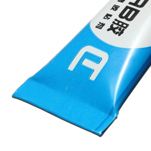 1SetAB Pegamento epoxi que pega fuertemente jeringa jeringa plástico soldaduraGK 7