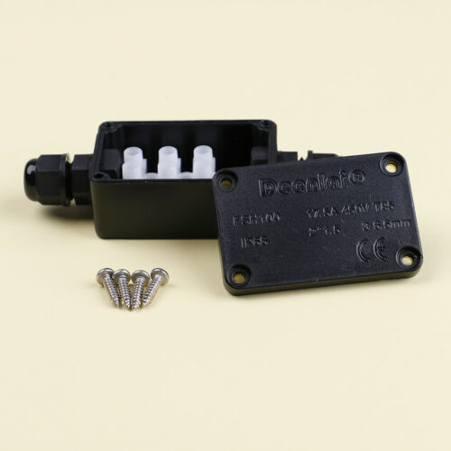 Waterproof IP65 junction box protection building dty connectors high qualit TWUK 2