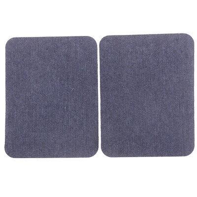 6X Assortiment De Réparation De Jeans En Coton 3Color Fer Sur Denim Patch CBGS 6