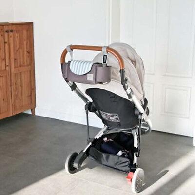 1X Universal Baby Trolley Storage Bag Stroller Cup Carriage Pram Buggy Organizer 8