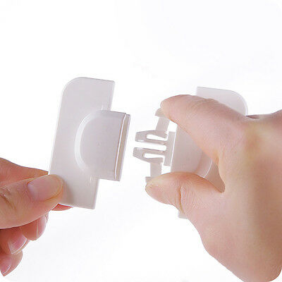 Refrigerator Fridge Freezer Door Lock Latch Catch for Toddler Child Safety o zi 10