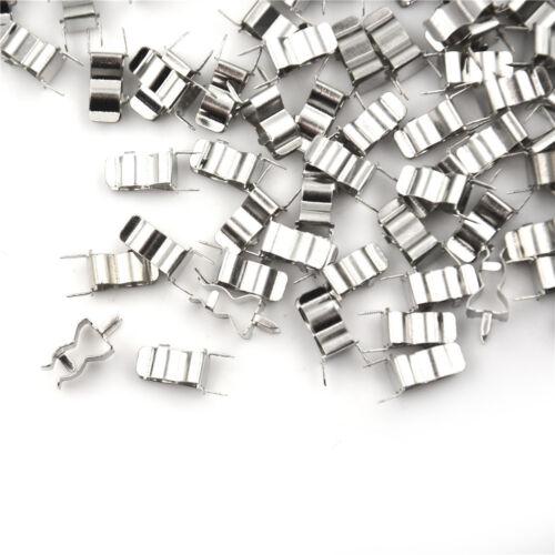 20mm Sicherungshalter Clips Schnelle Fli ML 100 Stücke Leiterplattenmontage 5