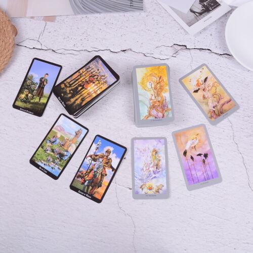 read your fate Mystic tarot deck 78 cards dreams futureHC