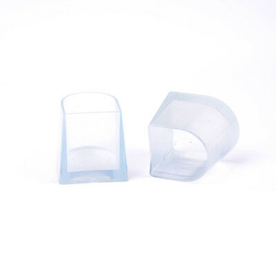 1-5 Pairs Clear Wedding High Heel Shoe Protector Stiletto Cover Stoppers^