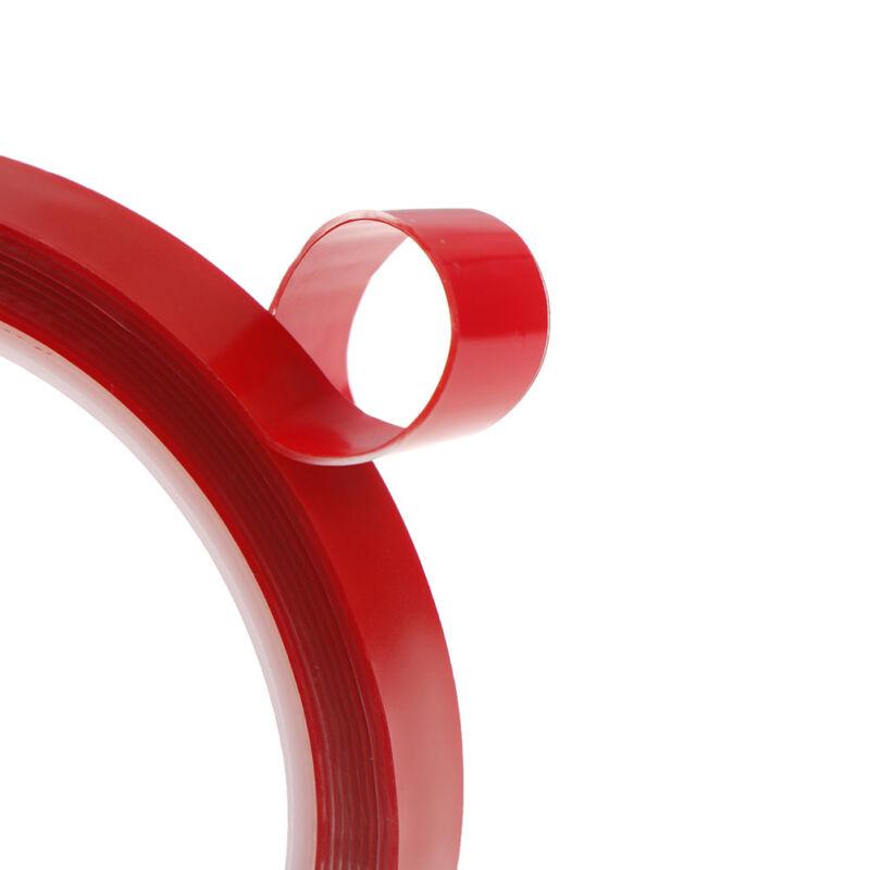 Le gel acrylique de haute résistance adhésif double face aucun ruban VHB d'au IY 6