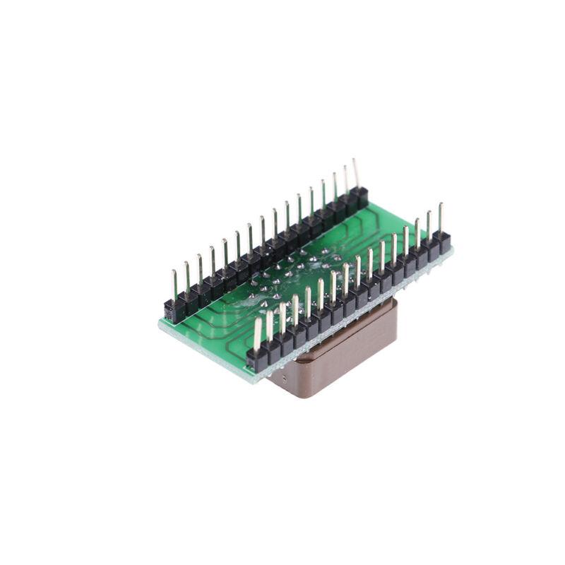 Plcc32 to dip32 programmer adapter ic socket converter module RDR 2