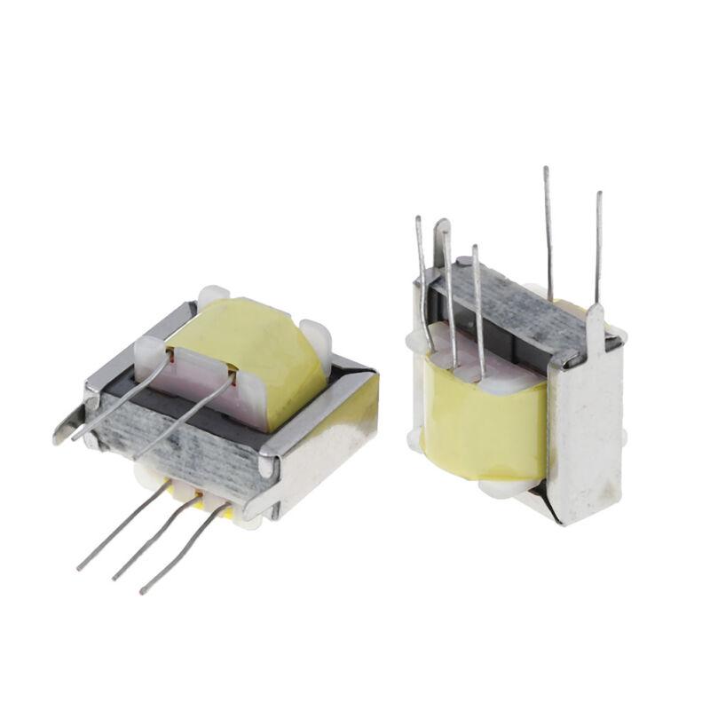 2Pcs audio output transformer 1:1 EI-19 EI19 800:800 high quality SH 2