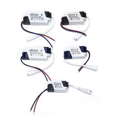 LED driver luz LED transformador adaptador de alimentación-k 4