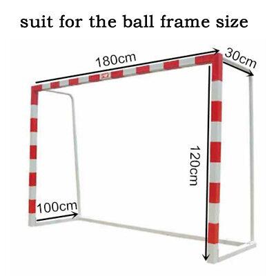 297cfa2540e ... 1pc 6x4ft Football Soccer Goal Post Net For Kids Outdoor Football Match  Training 2