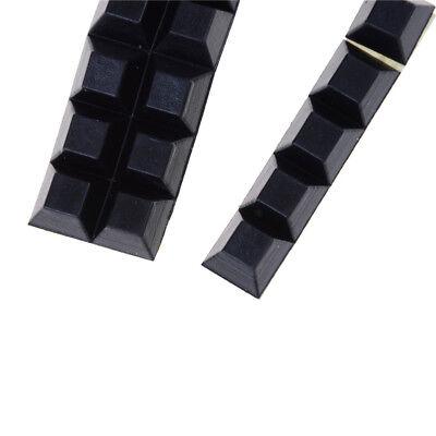 20pcs//set Self Adhesive Rubber Feet Bumper Non Slip Door Furniture Buffer Pad NI