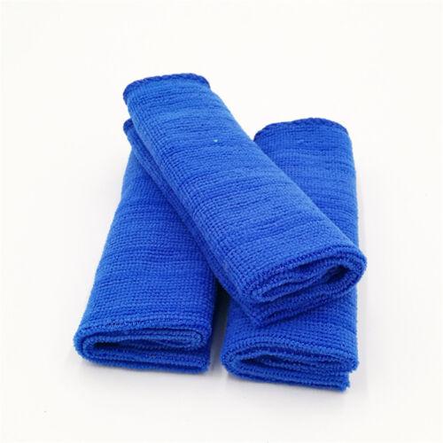 5Pcs Durable Microfiber Cleaning Auto Soft Cloth Washing Cloth Towel Dus bu 3