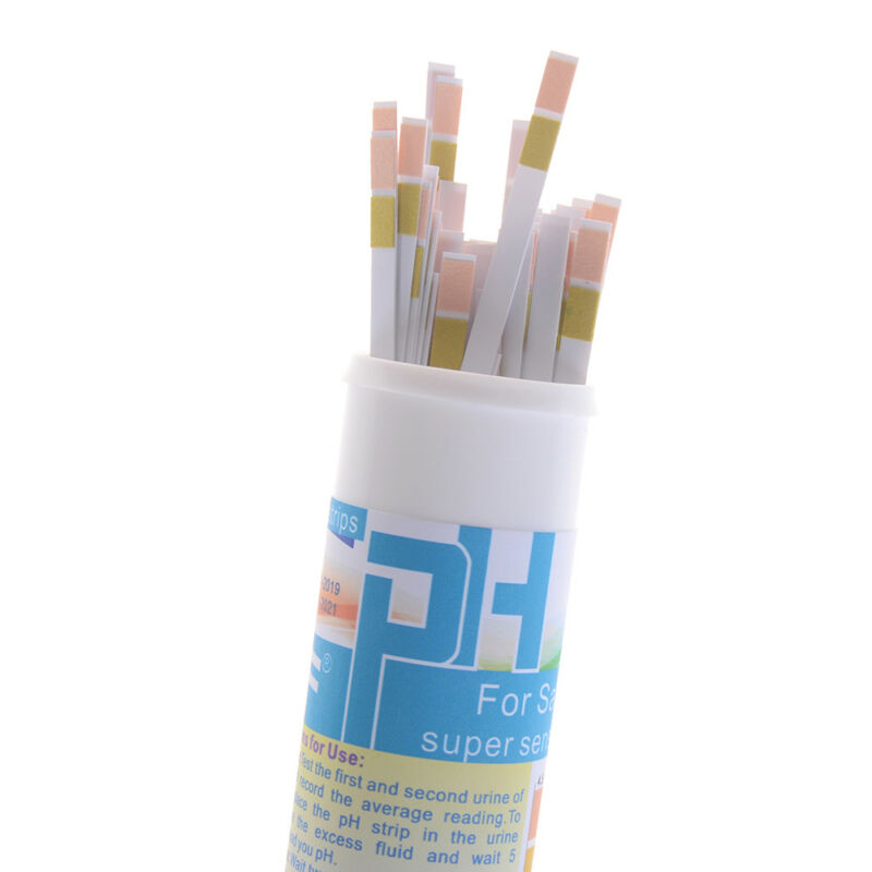 150 Strips bottled ph test paper range ph 4.5-9.0 for urine & saliva indicato nw 11