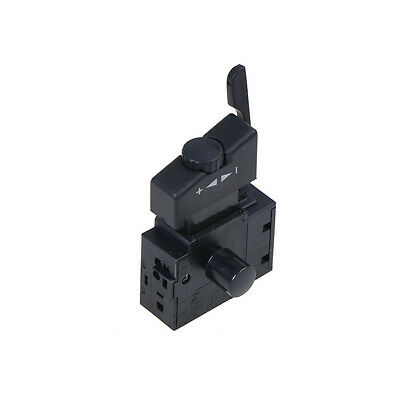 Bohrmaschine AC250V 6A Lock On Taster Speed Control Trigger-Schalter  ZPE