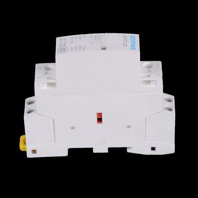 2P 20A 220V / 230V 50 / 60HZ Contattore domestico per uso domestico KT 4