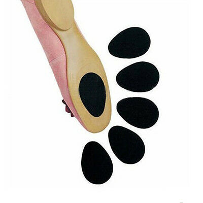 3Pairs Self-Adhesive Anti-Slip Stick Shoes Pads Nonslip Rubbers Sole ProtecM Tz 5