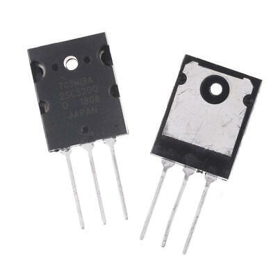 5PCS 2SC5200N 2SA1943N A1943N C5200N TO-3PN nouveau