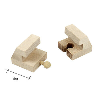 Wooden Train Track Pack Engine Tank Railway Accessories Compatible Xmas Gifts