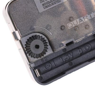 15mm hilo largo silencioso silencio reloj de cuarzo mecanismo de movimientoDIYF3 5