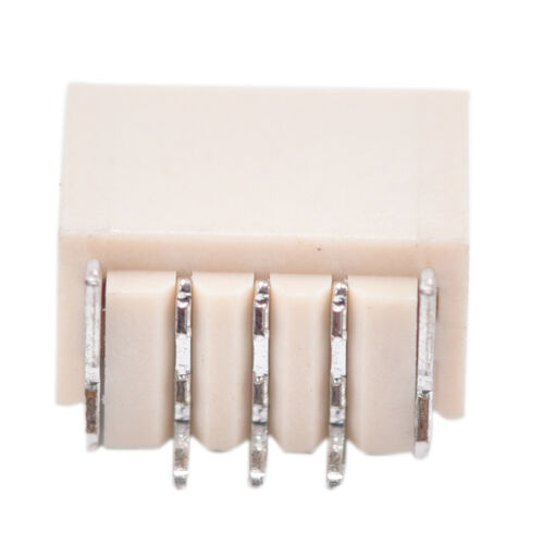 5PCS Mini Micro ZH 1mm 2 ~ 6-Pin JST Connettore con wirecp