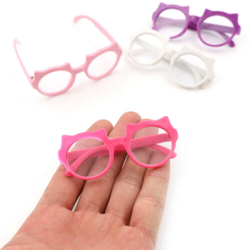 Doll Glasses Colorful Glasses Sunglasses Suitable For 18Inch American Dolls+v 6
