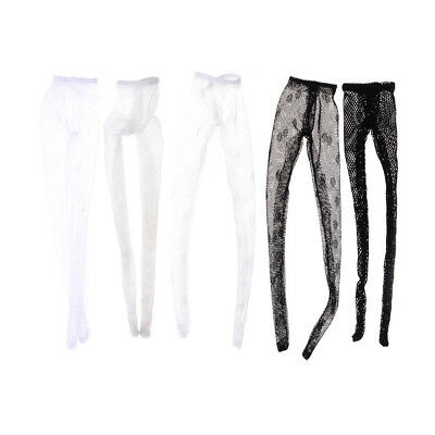 ... 6 Vêtements à la main Mesh bas dentelle bas Pantalons Pantalon pour Doll  3 83248215e99
