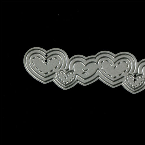 Love Banner Design Metal Cutting Dies For DIY Scrapbooking Album Paper Cards 5
