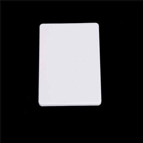 """M.2 NGFF Sata3 SSD to 2.5"""" SATA Adapter Card Hard Disk Case Enclosure WhiteRKES 6"""