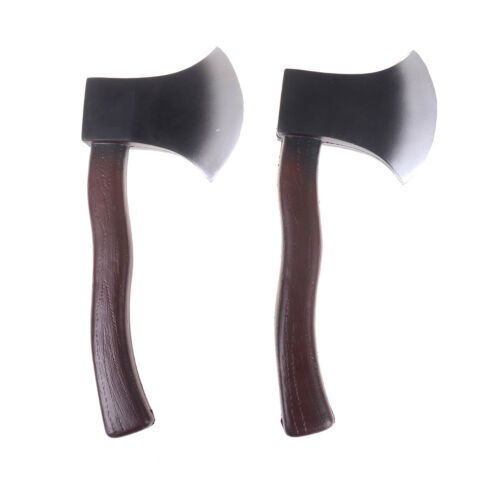 PU Foam Weapon Fire Ax Props Sponge Axe Children/'s Toys Costume Accessories Fad