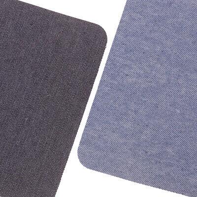 6X Assortiment De Réparation De Jeans En Coton 3Color Fer Sur Denim Patch CBGS 12