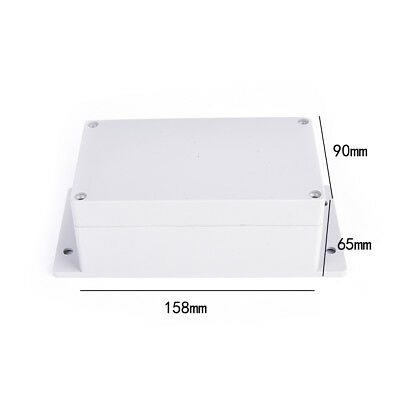 158*90*65mm waterproof plastic electronic project cover box enclosure Z0HWC 2