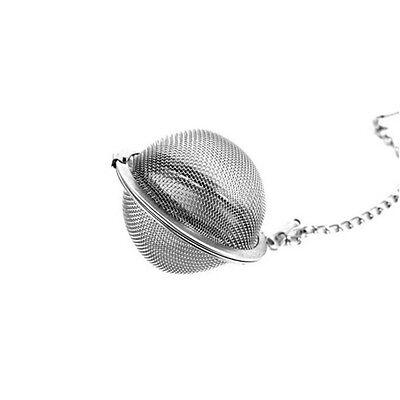 En acier inoxydable bouilloires thé sphère oeuf forme boule maille infuser 9