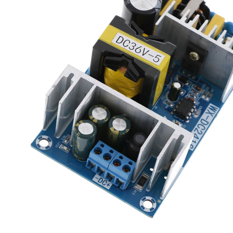 AC-DC 100-240V to 36V 5A 180W 50/60HZ Power Supply Switching Board Module dnTEC 8