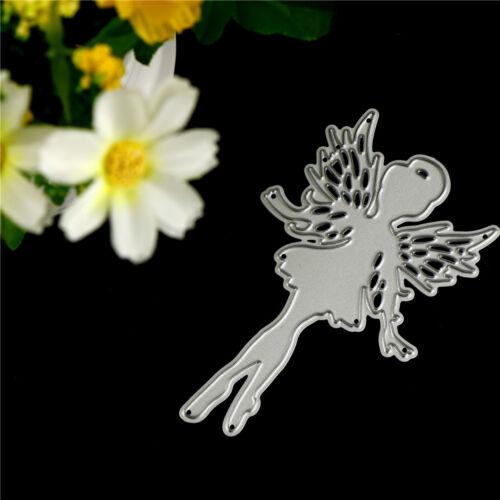 Fairy Design Metal Cutting Dies For DIY Scrapbooking Album Paper Cards## 3