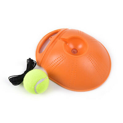 Tennis Trainer Baseboard Sparring Device Tennis Training Tools with Tennis balls 2