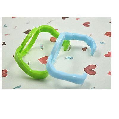 Baby Cup Feeding Bottle Trainer Easy Grip Standard Plastic Handles Holder HF ^P 2
