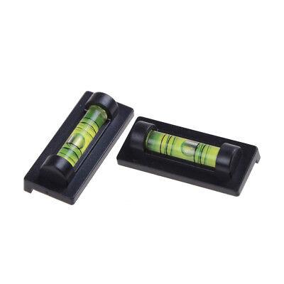 2x mini burbuja nivel transportador magnético para marco de foto de rack de TV 3