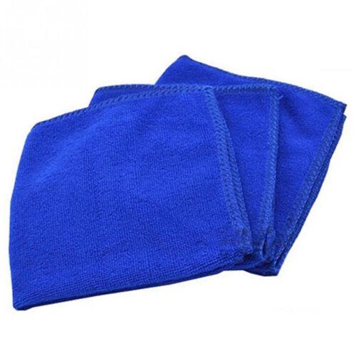 5Pcs Durable Microfiber Cleaning Auto Soft Cloth Washing Cloth Towel Dus bu 4