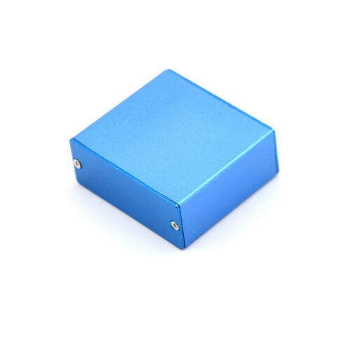 DIY PCB Instrument Aluminum Box 50*58*24mm Enclosure Case Project electronicFEH 6